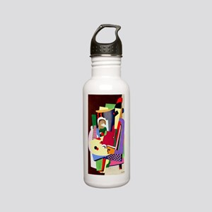 Georges Valmier - The  Stainless Water Bottle 0.6L