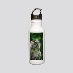 Friendly Squirrel Stainless Water Bottle 0.6L