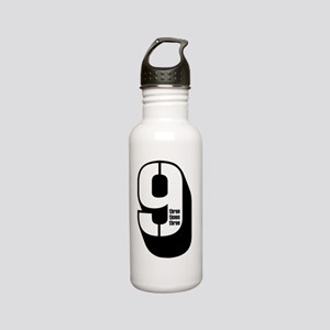9 Stainless Water Bottle 0.6L