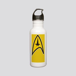 goldshirt_button Stainless Water Bottle 0.6L