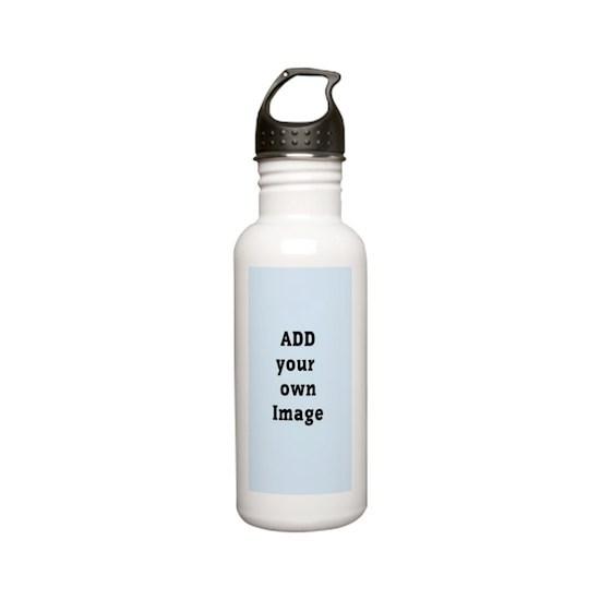 Add Image Water Bottle