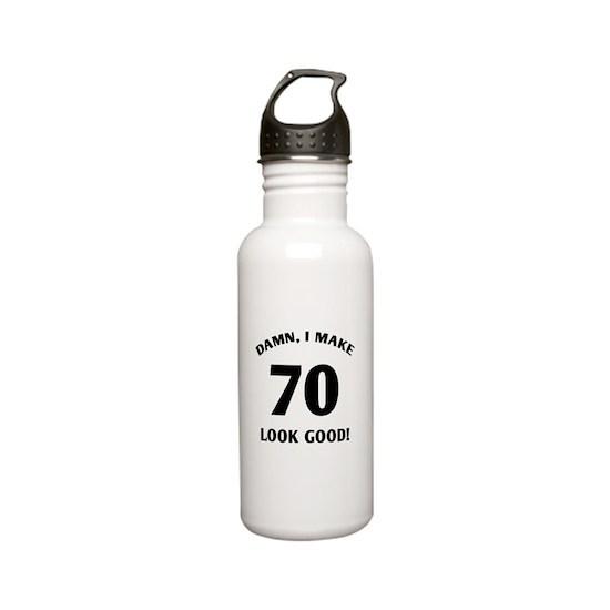 I make 70 look good - light