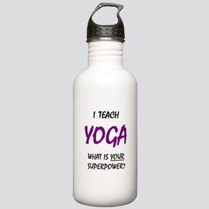 teach yoga Stainless Water Bottle 1.0L
