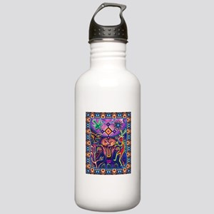 Huichol Dreamtime Stainless Water Bottle 1.0L