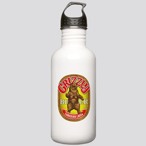Canada Beer Label 14 Stainless Water Bottle 1.0L