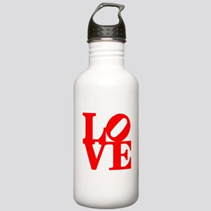 Love Stainless Water Bottle 1.0L