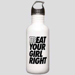 Treat Eat Your Girl Ri Stainless Water Bottle 1.0L
