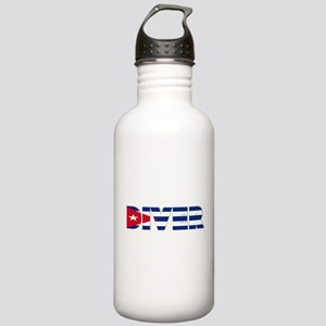 Diver: CUBA Stainless Water Bottle 1.0L