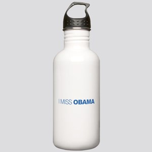 I Miss Obama Stainless Water Bottle 1.0L