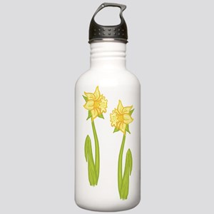 Daffodils Stainless Water Bottle 1.0L