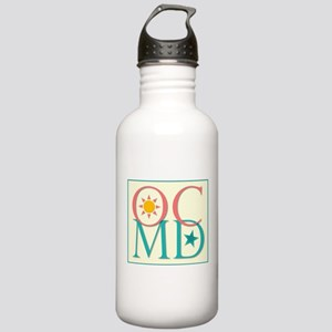 Ocean City, MD Stainless Water Bottle 1.0L