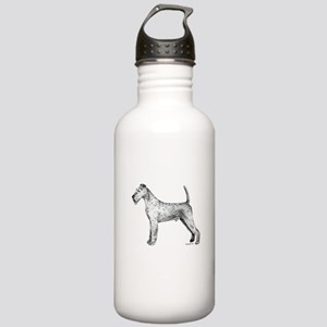 Irish Terrier Stainless Water Bottle 1.0L