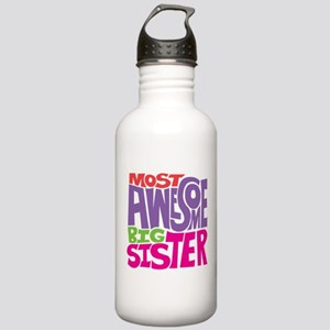 Awesome Big Sister Stainless Water Bottle 1.0L