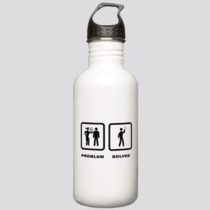 Smoking Stainless Water Bottle 1.0L