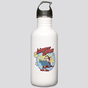 Mighty Mouse: Hero Pos Stainless Water Bottle 1.0L