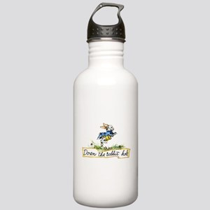 Down the Rabbit Hole Stainless Water Bottle 1.0L