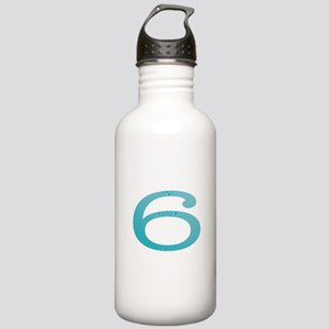 Water Numbers Stainless Water Bottle 1.0L