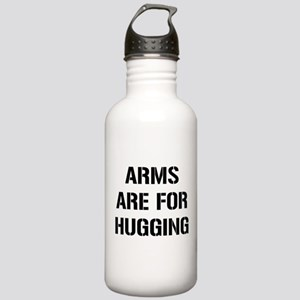 Arms Hugging Stainless Water Bottle 1.0L