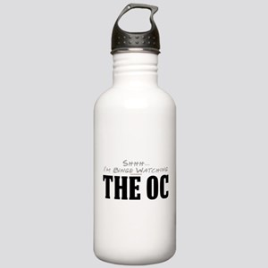 Shhh... I'm Binge Watching The OC Stainless Water