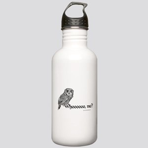 Who Owl Stainless Water Bottle 1.0L
