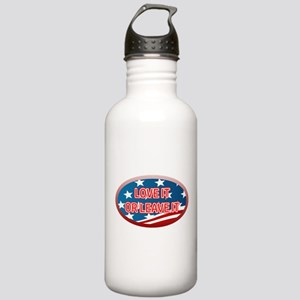 LOVE IT OR LEAVE IT! A Stainless Water Bottle 1.0L
