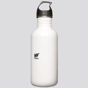 NSF Studios logo Water Bottle