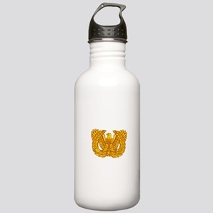 Warrant Officer Symbol Stainless Water Bottle 1.0L