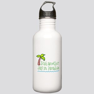Another Day in Paradise Stainless Water Bottle 1.0