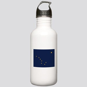 Flag of Alaska Stainless Water Bottle 1.0L