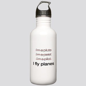 I fly planes Stainless Water Bottle 1.0L