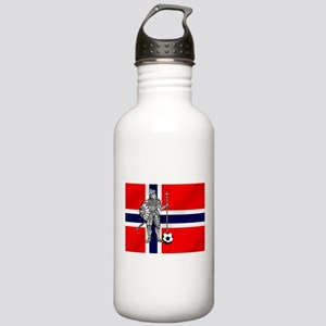 Eirik Raude Football Stainless Water Bottle 1.0L
