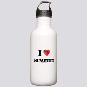 I love Humidity Stainless Water Bottle 1.0L