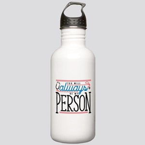 Grey's Always be my Pe Stainless Water Bottle 1.0L