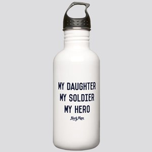 U.S. Navy My Daughter Stainless Water Bottle 1.0L