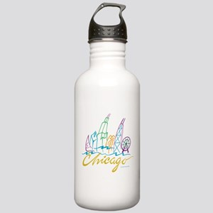 Chicago Water Bottle
