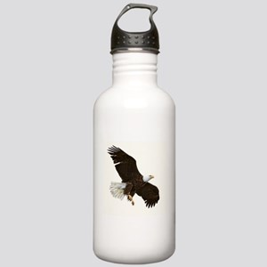 Amazing Bald Eagle Stainless Water Bottle 1.0L
