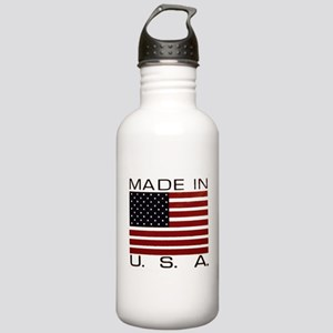 MADE IN U.S.A. Stainless Water Bottle 1.0L