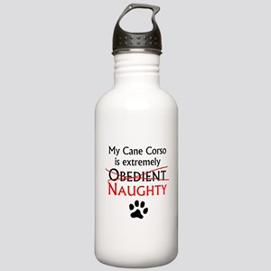 Naughty Cane Corso Water Bottle