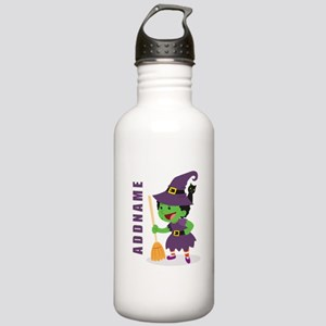 Personalized Halloween Stainless Water Bottle 1.0L