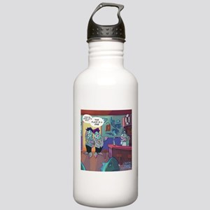 Wild And Crazy Fish Water Bottle