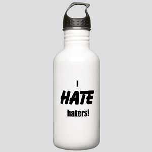 I Hate Haters! Stainless Water Bottle 1.0l