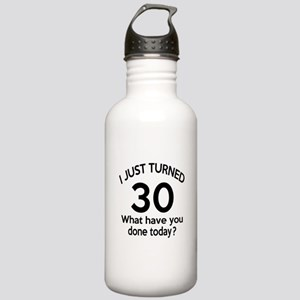 I Just Turned 30 What Stainless Water Bottle 1.0L