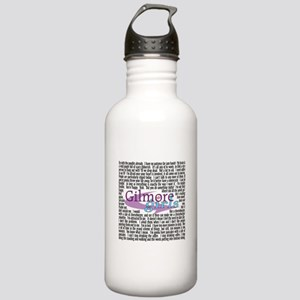 Gilmore Girls Quotes Stainless Water Bottle 1.0L