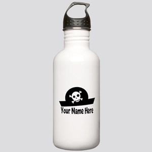 Pirate fun Water Bottle