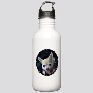 Personalized Paw Print Stainless Water Bottle 1.0L