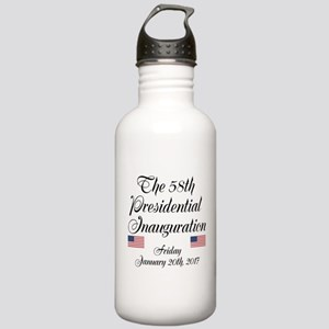 The 58th Presidential Inauguration Water Bottle
