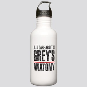 Grey's All I Care Abou Stainless Water Bottle 1.0L