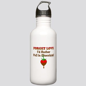Chocolate Lovers Stainless Water Bottle 1.0L