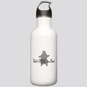 Don't Poke The Bear Stainless Water Bottle 1.0L