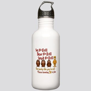 Party 30th Stainless Water Bottle 1.0L